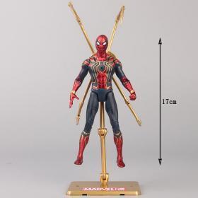 蜘蛛侠手办 模型 复仇人无限战争