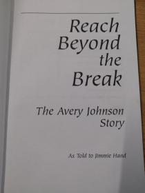 REACH BEYOND THE BREAK(带光盘)