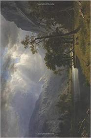 "Blood Sugar and Blood Pressure Log Book: Albert Bierstadt ""Yosemite Valley"" (Art Master Series)"
