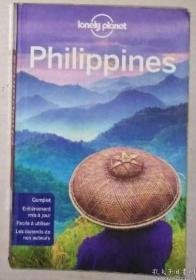 法语原版 Philippines by Lonely Planet