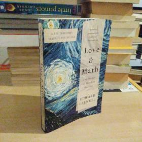 《LOVE AND MATH : THE HEART OF HIDDEN REALITY》