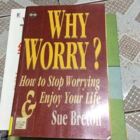 why worry? how to worrying enjoy your life