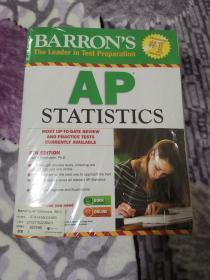 Barrons AP Statistics, 8th Edition