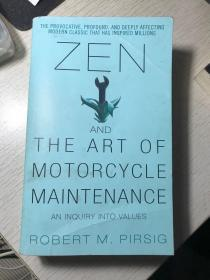 Zen and the Art of Motorcycle Maintenance:An Inquiry Into Values