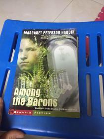 among the barons book four in the shadow children sequence
