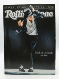 Rolling Stone Special Commemorative Issue: Michael Jackson 1958-2009 英文原版《滚石特别纪念版:迈克尔·杰克逊(Michael Jackson)1958-2009》