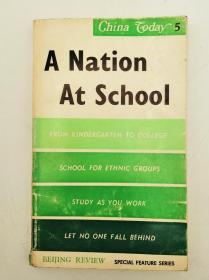 CHINA TODAY 5: A Nation at School《今日中国5: 学校里的民族》