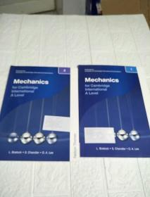 Mechanics for Cambridge International A Level (1、2)两册合售