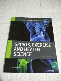 Oxford IB Diploma Programme: Sports, Exercise and Health Science Course Companion