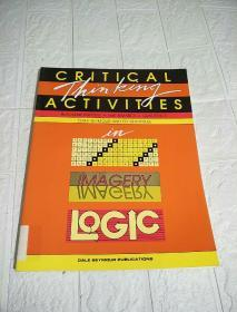 CRITICAL THINKING ACTIVITIES Grades K-3