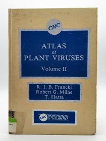 Atlas Of Plant Viruses: Volume II 英文原版《植物病毒图谱》