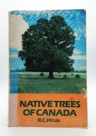 Native Trees of Canada 英文原版《加拿大的本地树木》8th edition