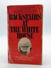 Backstairs at the White House 英文原版《白宫楼下》