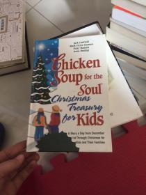 Chicken Soup for the Soul Christmas Treasury for Kids