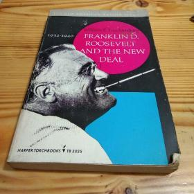 FRANKLIN D.ROOSEVELT AND THE NEW  DEAL