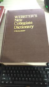 Webster\s New Collegiate Dictionary 闊︽皬鏂板ぇ瀛﹁緸鍏革紙绗�8鐗� 鑻辨枃锛�