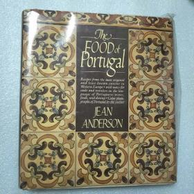 THE FOOD OF PORTUGAL ·JEAN ANDERSON葡萄牙美食