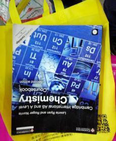 Lawrie Ryan and Roger Norris Cambridge International AS and A Level Chemistry Coursebook 附带原书光盘