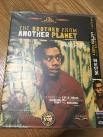 实拍 美国 异星兄弟 The Brother from Another Planet (1984) DVD