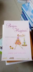 Bonjour, Happiness!  32开
