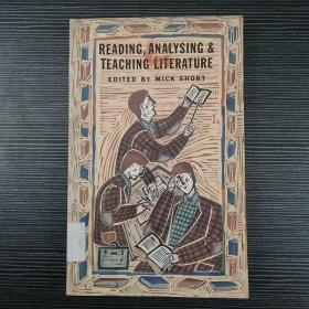Reading, Analysing and Teaching Literature