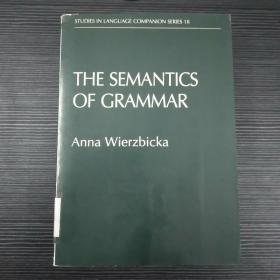 THE SEMANTICS OF GRAMMAR