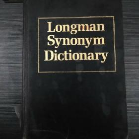 Longman Synonym Dictionary
