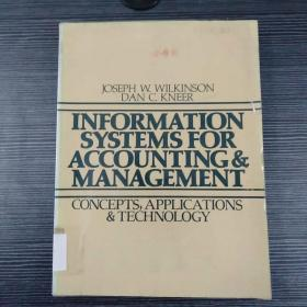 Information Systms for Accounting and Management