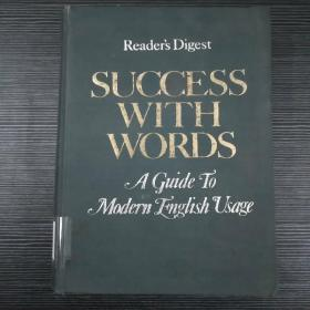 Reader's Digest SUCCESS WITH WORDS
