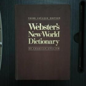 Webster 's New World Dictionary