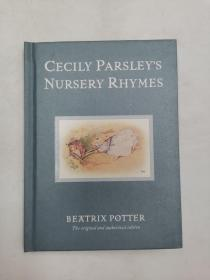Cecily Parsley's Nursery Rhymes (Beatrix Potter 23)