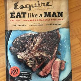 Esquire Eat like a man