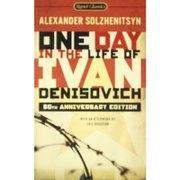 伊凡·杰尼索维奇的一天 英文原版 one day of Ivan Denisovich