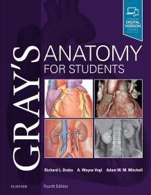 Gray's Anatomy for Students 格氏解剖学教学版