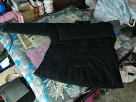 老式对襟蚕丝棉袄