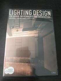 Lighting Design:For Urban Environments and Architecture 光盘版