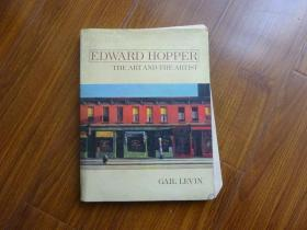 EDWARD HOPPER THE ART AND THE ARTIST