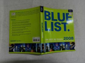 Lonely Planet 2008 Bluelist (Lonely Planet's Bluelist)