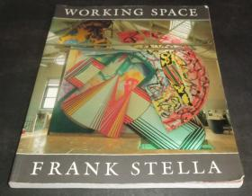 2手英文 Working Space Frank Stella xjc36