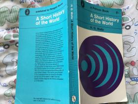 A Short History of the World by H. G. Wells  1946 平装本