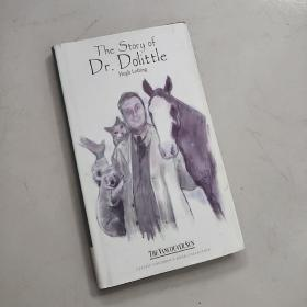 the story of doctor dolittle【32开硬精装】