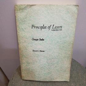PRINCIPLES OF LASERS[THIRD EDITION] 激光原理(英文)