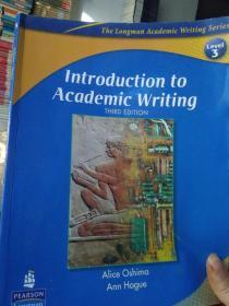 Introduction to Academic Writing (THIRD EDITION)