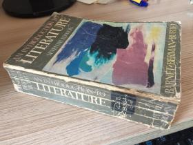 英文原版 AN INTRODUCTION TO LITERATURE:Fiction|Poetry|Drama(文學導論)