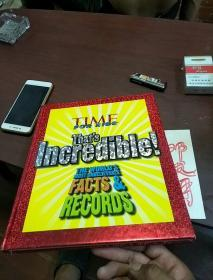 TIME For Kids Thats Incredible!: The Worlds Most Unbelievable Facts and Records! [Hardcover] 《时代周刊》儿童读物:不可思议的世界之最(精装)
