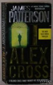 英文原版 I Alex Cross by James Patterson 著