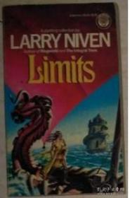 英语原版 Limits by Larry Niven