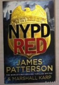 英文原版 NYPD Red by James Patterson