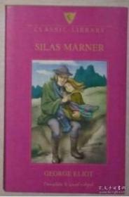 英文原版 Silas Marner by George Eliot 著