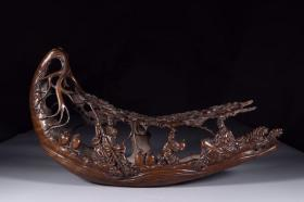 Qing Dynasty: Bamboo Carvings